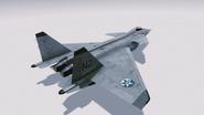 MiG1.44 Hamilton Hangar 2