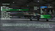 ACAH planes view screen