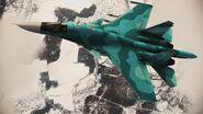 Su-34 Fullback Infinity flyby 1