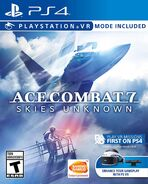 AC7 PS4 Box Art North America