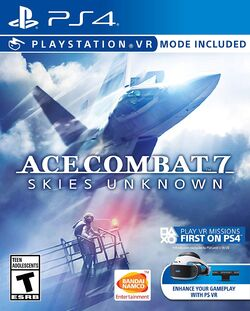 AC7 PS4 Box Art North America