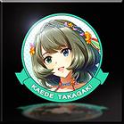 Kaede Takagaki - Emblem
