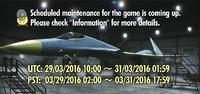 Ace Combat Infinity/Update details