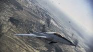 MiG1.44 Hamilton Flyby 2
