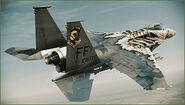 "F-15C ""Death Rider"""