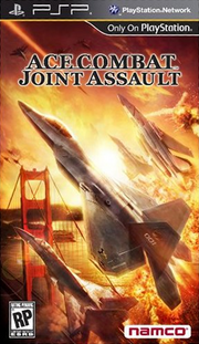 Ace Combat Joint Assault cover