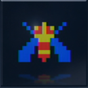 GALAGA 02 Infinity Emblem