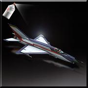 MiG-21bis Event Skin 02 - Icon