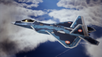 AC7 TEMPEST Assault Record Skin
