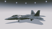 F-22A -Gryphus- Hangar
