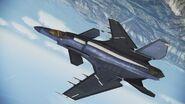 ASF-X -Ridgebacks- Flyby