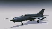 MiG-21bis -Viper- Hangar Side