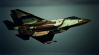AC7 MANTIS Assault Record Skin