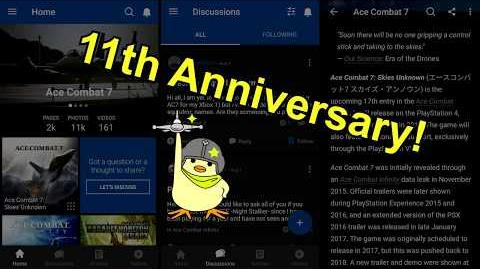 Acepedia needs YOUR help! 11th Anniversary Celebration