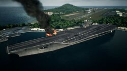 Albatross Fort Grays Damaged AC7