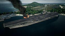 Albatross Fort Grays Damaged AC7