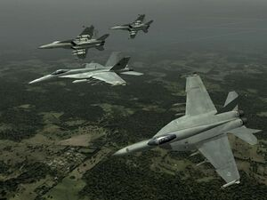 F-18E 1