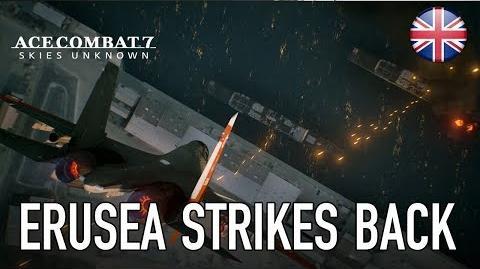 Ace Combat 7 Skies Unknown - Gamescom 2017 Trailer (Subtitles)