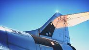 F-104C -Avril- Vertical Stabilizer