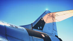 F-104C -Avril- Vertical Stabilizer