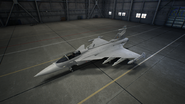 Gripen E AC7 Color 6 Hangar