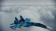 Su-27 Event Skin 02