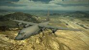 AC6 AC-130 Flyby 2