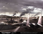 AC6 Gracemeria Air Force Base Wallpaper 1280x1024