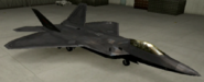 F-22A Mercenary color hangar