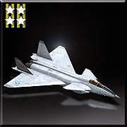 MiG-1.44 -Hamilton- Icon