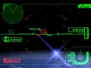Plasma beam missile