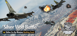 Silver Wolf Battle Ranking Tournament Banner
