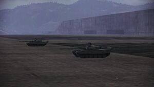 USEA T-90