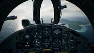 F-104C Cockpit(Day)
