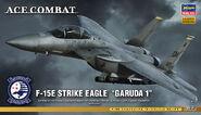 Hasegawa Garuda F-15E