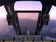 ACZ A-10A Cockpit