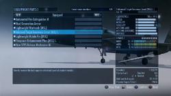 F-15E -Talisman- Parts