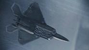 F-22A Gryphus 6AAM bay open 2