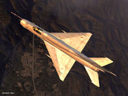 ACZ MiG-21bis Body