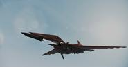 ADA-01B Vanquish MPBM fire