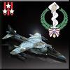 AV-8B+ -Kim Aba- Icon