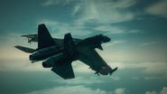 Strigon 5 Flyby 2