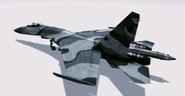 Su-27 Event Skin 01 Hangar 2