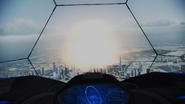 ADA-01B Vanquish MPBM cockpit