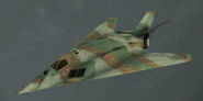 F-117A Event Skin 02 Flyby