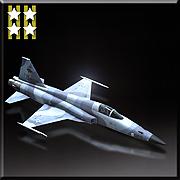 F-5E -Heartbreak One- Infinity Icon