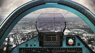 T-50 PAK-FA cockpit