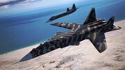 Mimic squadron planes