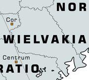 Wielvakia map