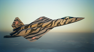 AC7 LYNX Assault Record Skin